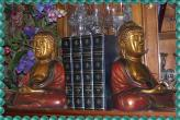 Budha bookend